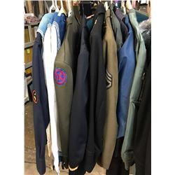 Lot 683 - Military Multi Uniform Lot