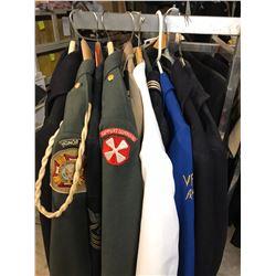 Lot 685 - Military Multi Uniform Lot