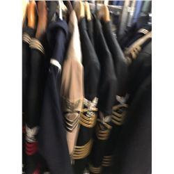 Lot 686 - Military Multi Uniform Lot