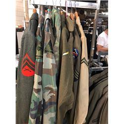 Lot 688 - Military Multi Uniform Lot