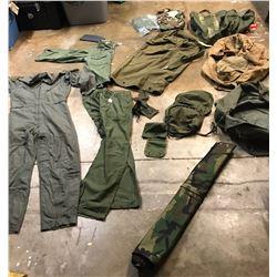 Lot 692 - Militiary Items