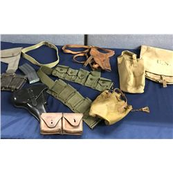 Lot 695 - Military Items