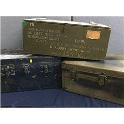 Lot 696 - Military Equipment