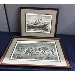 Lot 698 - Winslow Homer Art