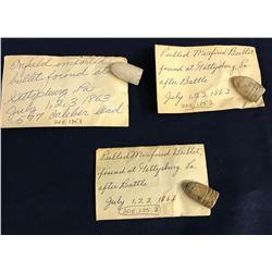Lot 704 - Military Civil War Items