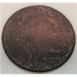 Lot 785 - 1802 Draped Bust Large Cent Coins