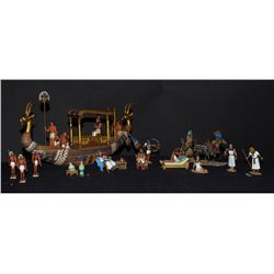 Lot 798 - King & Country's Ancient Eygpt Collectible Figures