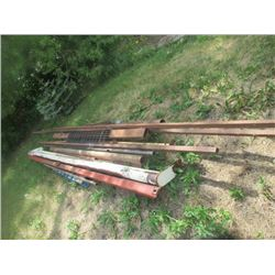 Welding Material Tubine, Pipe, Solid Rod 6' to 24'