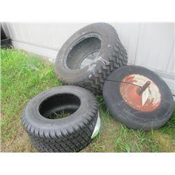 New 16 x 6.5 Tire, 23 x 9.5, & Wheel Barrow Tire
