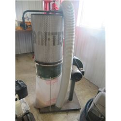 """Craftsex"" Mdl CT053 1 HP Dust Collector"