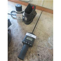 Case IH Hay Moisture Tester, &  Farmi 36 Grain Moisture Tester