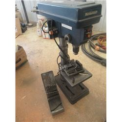 Mastercraft Counter Drill Press, w Vise & Bits