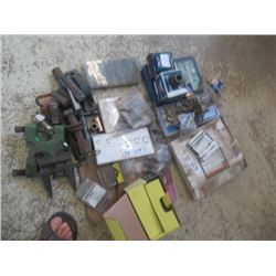 Riviting Tool, Various Kits- O Rings, E Clips , Grease Nipples, & Bearings