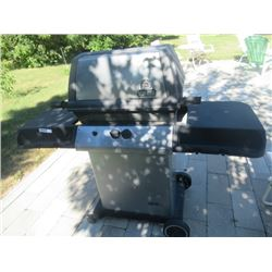 Broil Mate Propane BBQ, & 1 Folding Lawn Chair