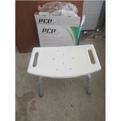 Shower Safety Chair , Riser Seat