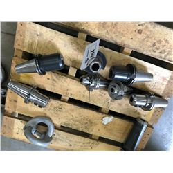 LOT OF 8 TOOLING