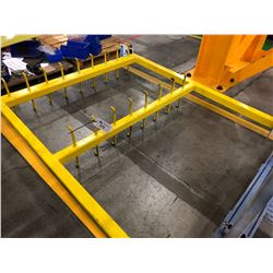 TWO TIER CABLE RACK