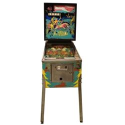 Bally's Klondike Pinball Machine