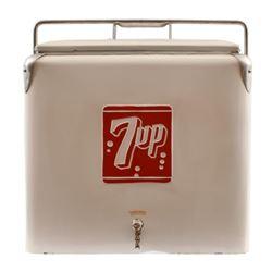 7-Up Soda Cooler