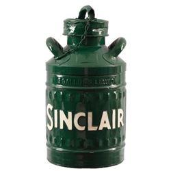 Sinclair 5 Gallon Elisco Oil Can