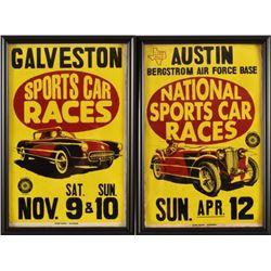 Lone Star Sports Car Race Posters Austin Texas (2)