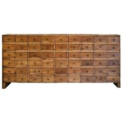 54 Drawer Apothecary Chest
