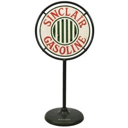 Sinclair Gasoline Lollipop Sign