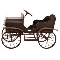 Antique Studebaker Pedal Car