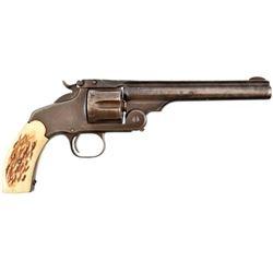 Smith & Wesson No. 3 .44 Revolver