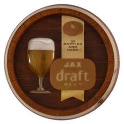 Jax Draft Beer Light-Up Sign