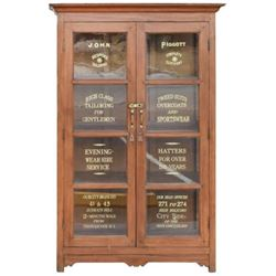 Tailor's Store Cabinet
