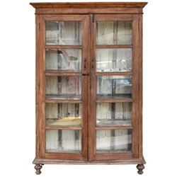 Glass Front Cupboard