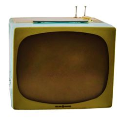 General Electric Portable TV