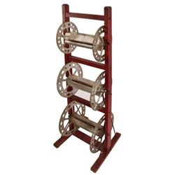 Star Brand Rope Country Store Display Rack