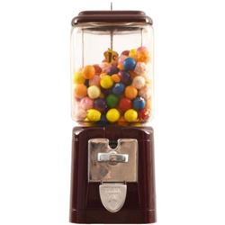 Gumball Machine Oak Mfg Co.
