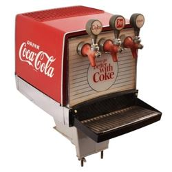 Coca-Cola Dispenser