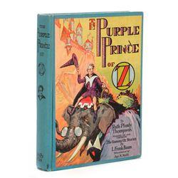 The Purple Prince of Oz