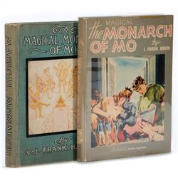 Two copies of the Magical Monarch of Mo