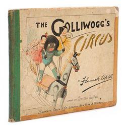The Golliwogg's Circus by Bertha Upton