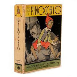 The Pop-Up Pinocchio