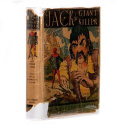 The Pop-Up Jack the Giant Killer and other Tales