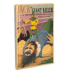 Two Jack Tales Pop-Up Books