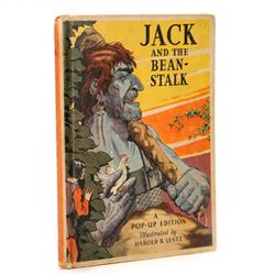 """Jack and the Beanstalk: A """"Pop-Up"""" edition"""