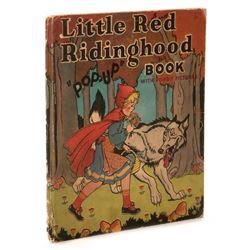 """Little Red Ridinghood """"Pop-up"""" Book"""