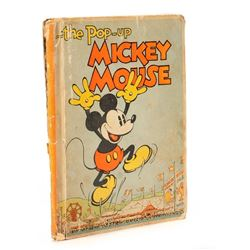"""The """"Pop-Up"""" Mickey Mouse"""