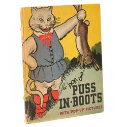 """The """"Pop-Up"""" Puss in Boots"""