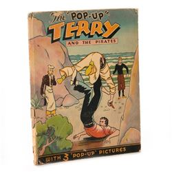 """The """"Pop-Up"""" Terry and the Pirates"""