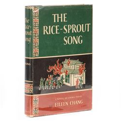 The Rice-Sprout Song, A Novel of China Today