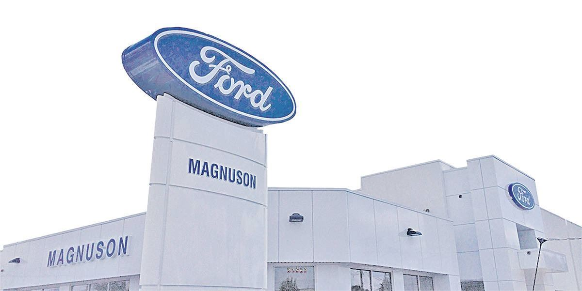 Magnuson Ford - Diamond Express Detail Package  Value:  $259.00
