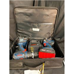 Bosch Drill Set